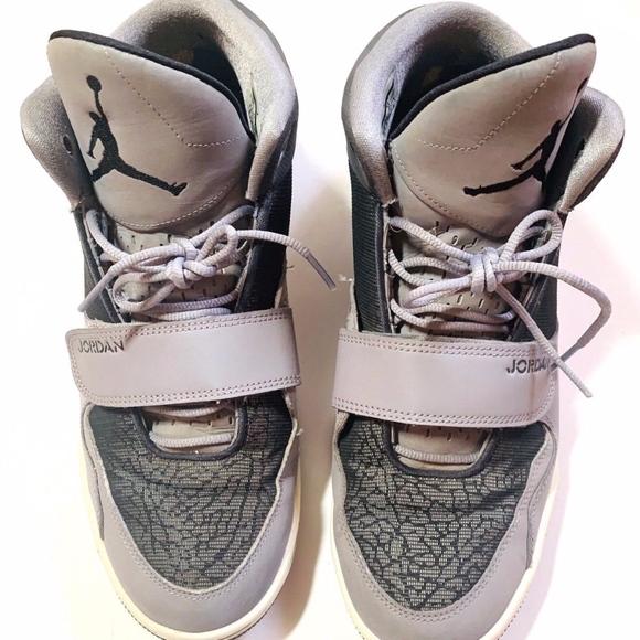 separation shoes 45aa2 ecfb5 Air Jordan Flight Club 90 602661-003 Mens 12 Gray